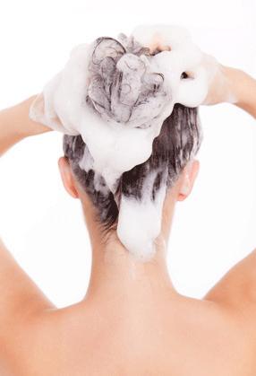 Haare jeden tag waschen trocken