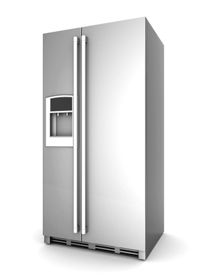 Berühmt Vereister Kühlschrank JI69