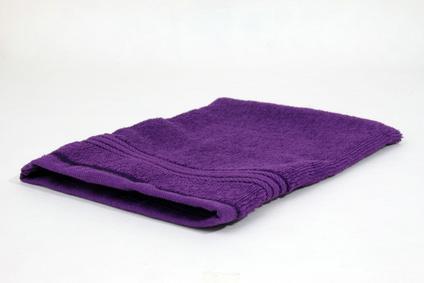 Neue Handtücher Waschen